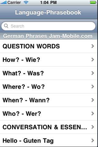 English-German Language Translator Phrasebook-1