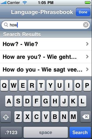 English-German Language Translator Phrasebook-3
