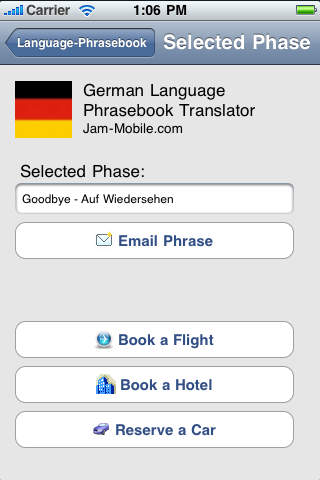 English-German Language Translator Phrasebook-5