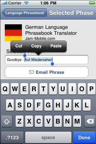 English-German Language Translator Phrasebook-7