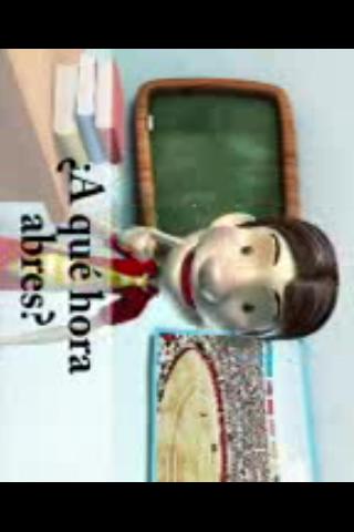 Basic English/Español +Video 3D Lessons-5