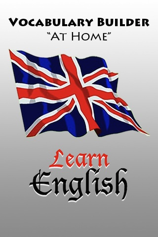 Learn English Vocabulary Builder - At Home-1
