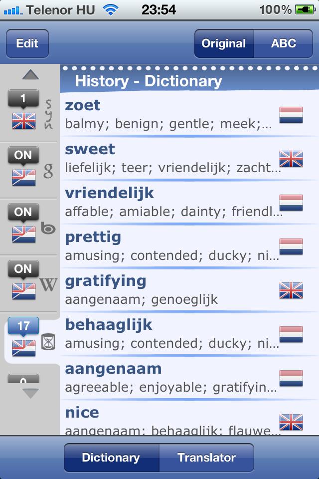 Dutch English Dictionary & Translator-4