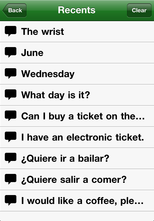 Spanish-English Phrasebook from Accio-5