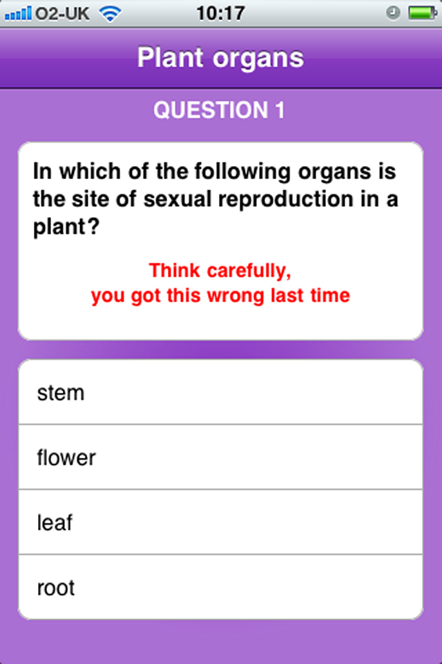 Science GCSE Examstutor App - 4