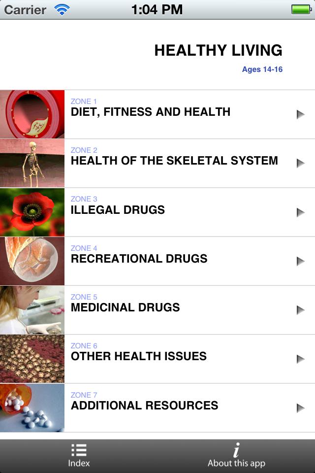 GCSE Biology - Healthy Living-1