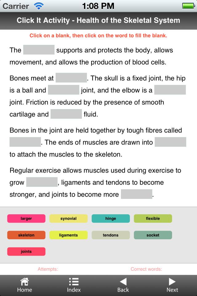 GCSE Biology - Healthy Living-5