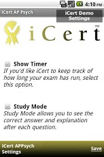 iCert AP Psych Practice Exam-5