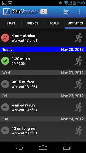RunKeeper - GPS Track Run Walk-2