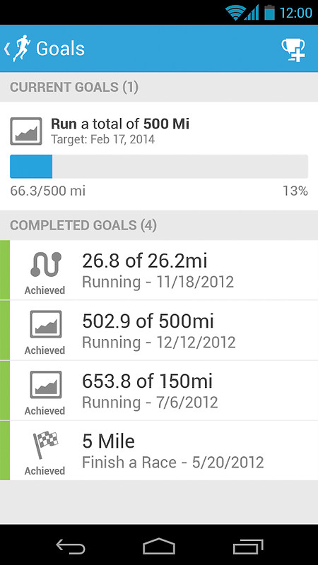 RunKeeper - GPS Track Run Walk-6