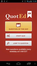 QuotEd Reading Comprehension App - 1