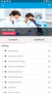 Biology by WAGmob App - 1