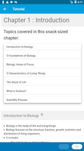 Biology by WAGmob App - 2