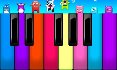 Playful Piano App - 2
