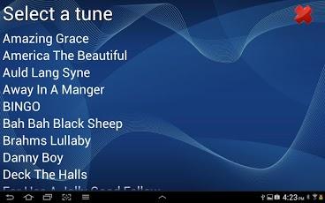 Mini Piano App - 4
