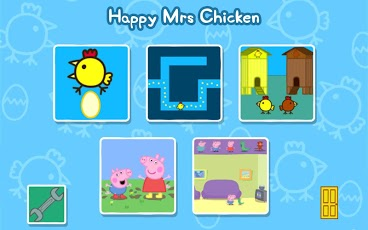 Peppa Pig - Happy Mrs Chicken App - 1