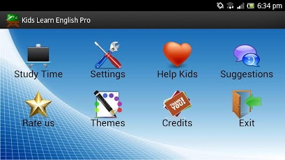 Kids Learn English Pro App - 1
