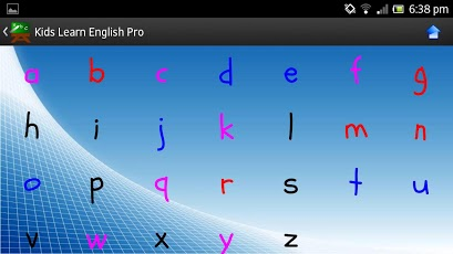 Kids Learn English Pro App - 3