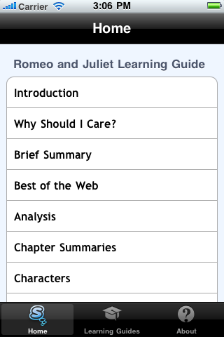Romeo and Juliet Learning Guide-2