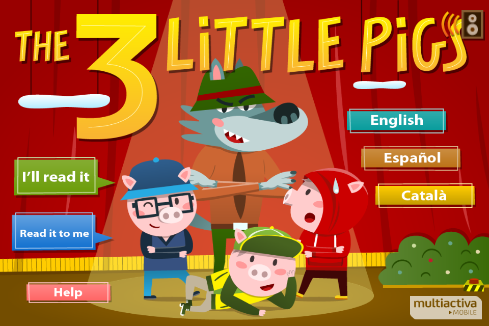 Three little pigs - Playbook