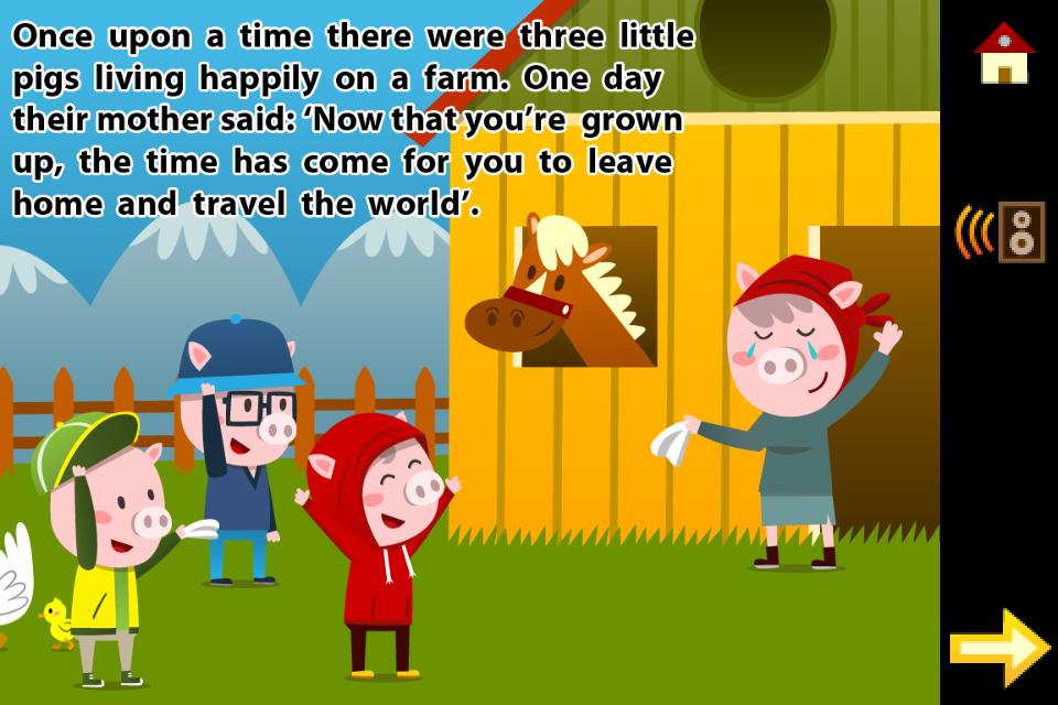 Three little pigs - Playbook-2