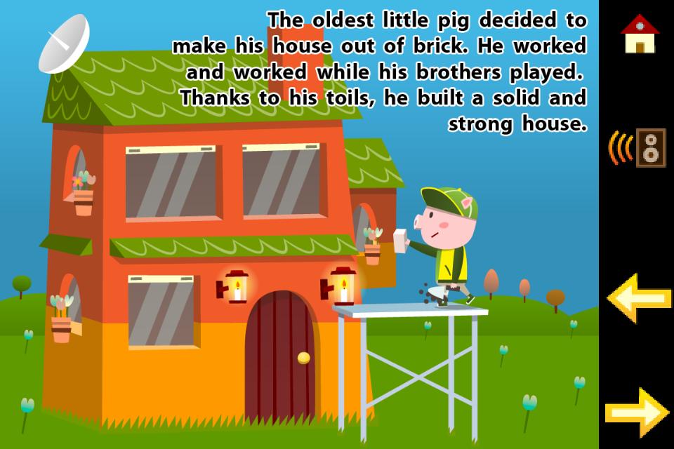 Three little pigs - Playbook-3