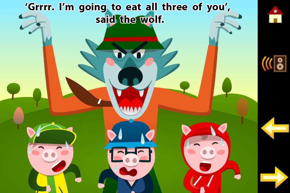 Three little pigs - Playbook-4