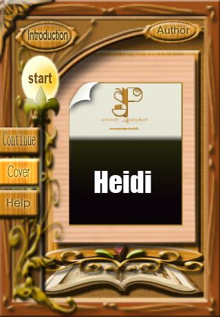 Heidi, or Heidi