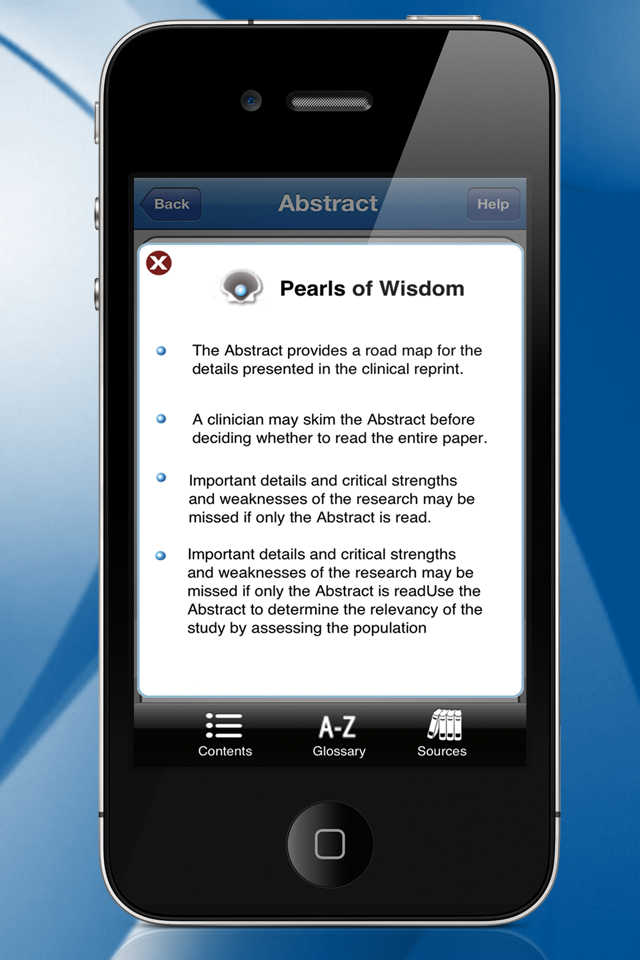 Clinical Reprint  Educator App - 3