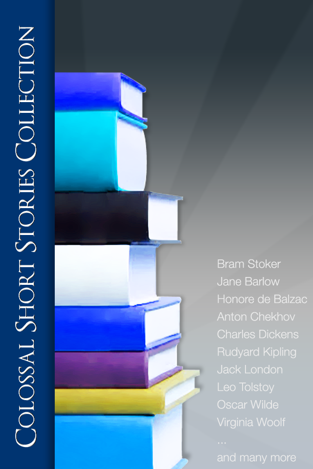 Colossal Short Stories Collection App - 2
