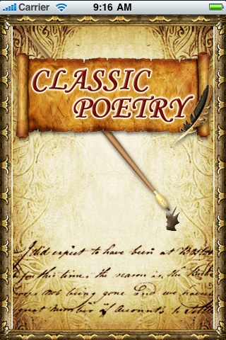 Classic Poetry-1