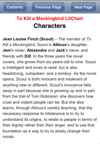 examples of scout finch s innocence