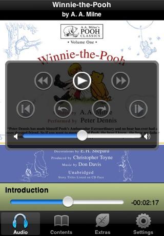 Winnie-the-Pooh (by A.A. Milne) App - 2