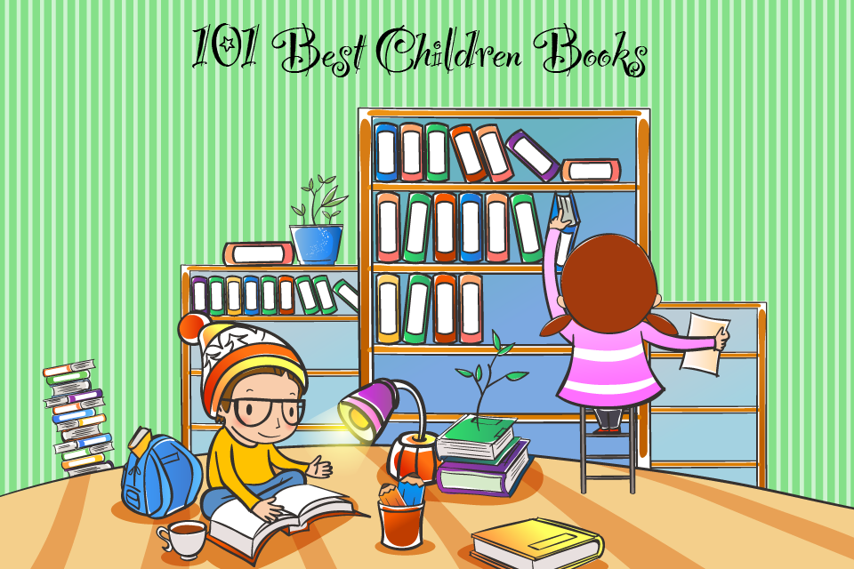 101 Best Children Books App - 1