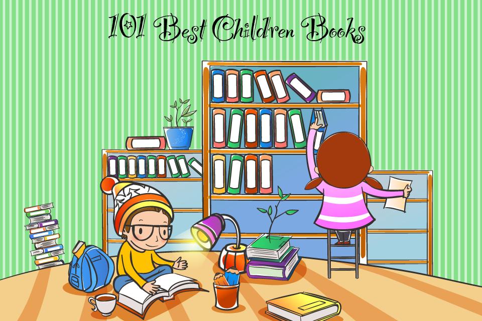 101 Best Children Books-1