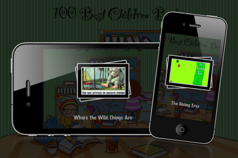 101 Best Children Books App - 2