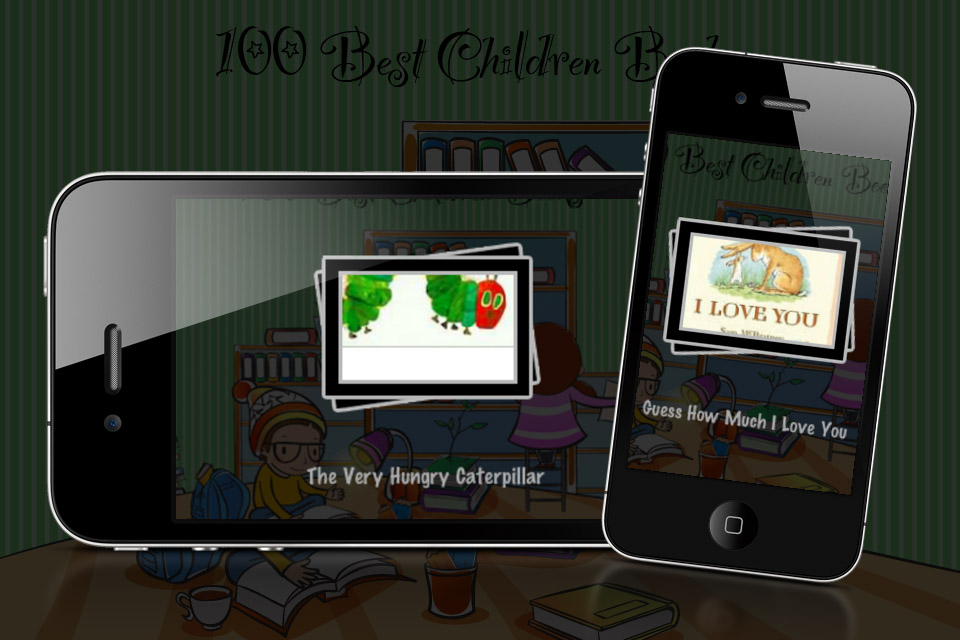 101 Best Children Books App - 4