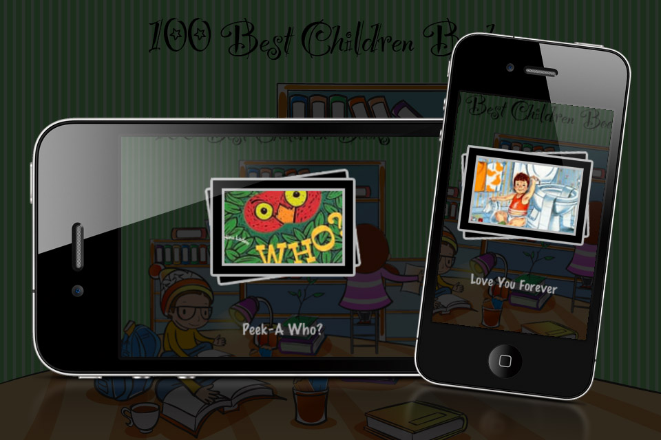 101 Best Children Books App - 5