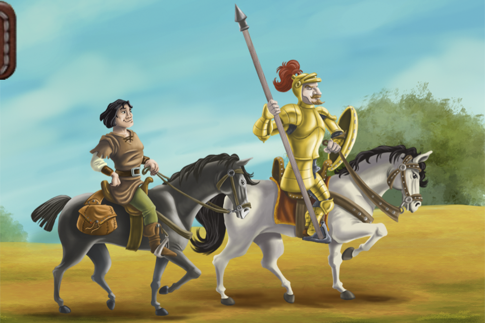 The Adventures of Don Quixote by Touch of Classic-5