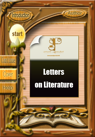 Letters on Literature, by Andrew Lang-1