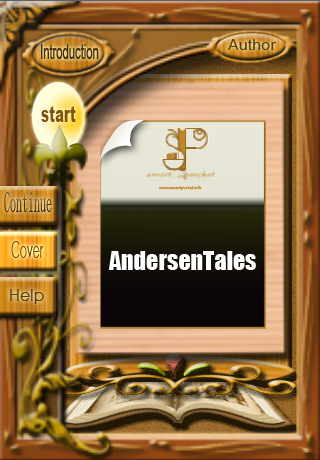Andersen Tales,by Hans Christian Andersen App - 1