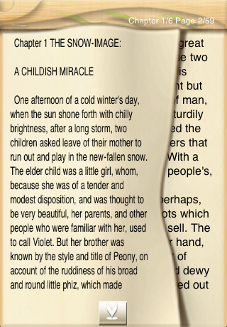 The Snow-Image, and Other Twice-Told Tales, by Nathaniel Hawthorne App - 2