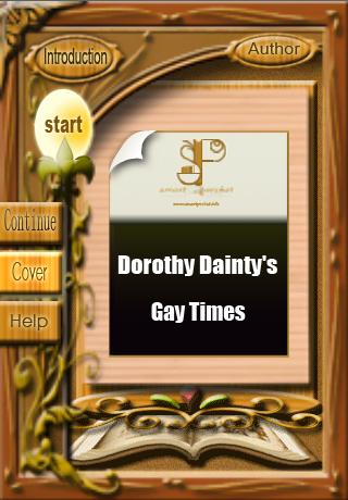 Dorothy Dainty