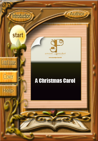 A Christmas Carol, by Charles Dickens