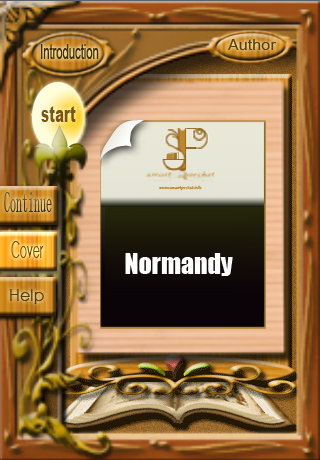 Normandy, Illustrated, Complete, by Gordon Home-1