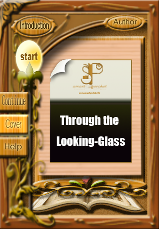 Through the Looking-Glass, by Lewis Carroll