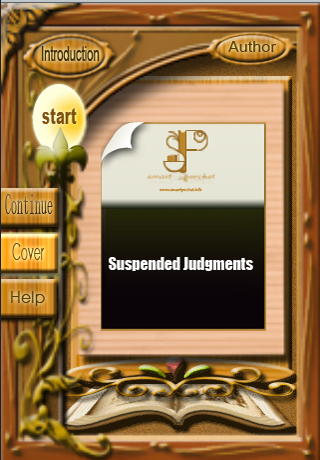 Suspended Judgments, by John Cowper Powys-1
