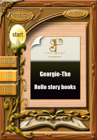 Georgie-The Rollo story books,by Jacob Abbott