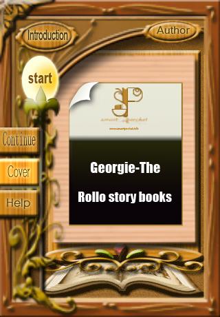 Georgie-The Rollo story books,by Jacob Abbott-1