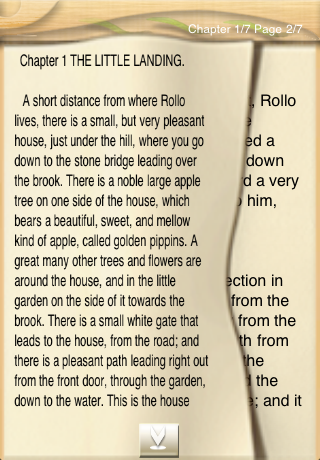 Georgie-The Rollo story books,by Jacob Abbott App - 2